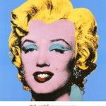 Andy Warhol paintings of famous people