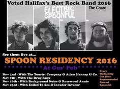 TMRO at GUS' From @caseyjoneswfr  After an amazing weekend at @truronsmw it's time to get back to the grease grind! Tomorrow night at Gus' Pub is going to rock and you should be a part of it! Come rock with Halifax's Best Rock Band of 2016 as voted by the greasy people in Halifornia!  We'll be joined by our friends in @drugrugs_hfx !  NO COVER. PAY WHAT YOU CAN FOR THE BANDS!  Can't wait. See you there!  #halifax #rock #grease #fuzz #livemusic