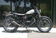 ボートラップ カワサキ 250TR プロが造るカスタム モトRIDE バイクブロス Motorcycles, Motorbikes, Biking, Crotch Rockets