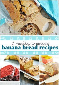 5 Really Creative Banana Bread Recipes | eBay