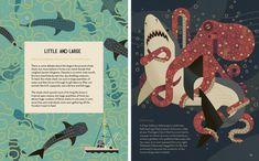 Smart about Sharks - Owen Davey Illustration