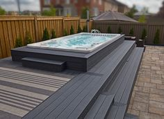 Above Ground Swimming Pool Landscaping Ideas . Above Ground Swimming Pool Landscaping Ideas . 11 Most Popular Ground Pools with Decks Awesome Swimming Pool Parts, Swimming Pool Steps, Swimming Pool Lights, Swimming Pool Landscaping, Swimming Spa, Landscaping Ideas, Patio Ideas, Backyard Ideas, Backyard Landscaping