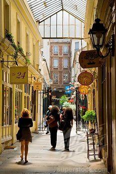 The charming Cour du Commerce Saint-André is a remnant of ancient Paris. Most Beautiful Cities, Beautiful Places To Visit, Paris Travel, France Travel, Saint Germain, Image Paris, Monuments, Paris Chic, Belle Villa