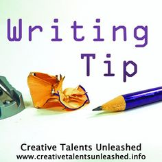 Writing Tip: Write a Little Every Day  If we want to get or keep an athletic figure, then we need to exercise often. The same logic applies to writing. There is no right or wrong amount of time to spend writing each day: it all depends on what works for you. If you see yourself as a professional and want to make a career out of writing, then you'll have to spend more time doing it then someone who is doing it purely as a hobby.  Not only will you need more practice and more experience…