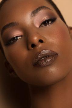 Dark Skin Makeup, Nude Makeup, Nude Lipstick, Lipstick Shades, Brown Lipstick Makeup, Bridal Lipstick, Golden Makeup, Lipstick For Dark Skin, Home Remedies For Hair