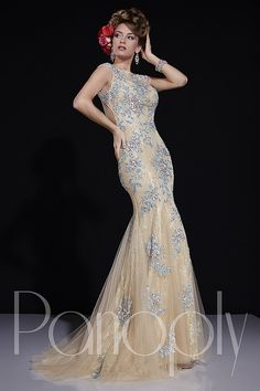 Panoply Pageant Long Gown 44259 Long Gown - Everything4pageants.com  Quinceanera Dresses c6fec1b69a4d