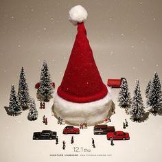 Tanaka Tatsuya, Natal em miniatura