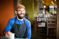 Rivertown Coffee   MadeInTheShoals