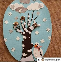 Season craft ideas Winter craft ideas for preschoolers Spring craft ideas for kids Summer craft idea for children Autumn craft ideas for preschool Four seasons craft and activities for kids Seasons themed wall decorations for school Summer Crafts For Kids, Spring Crafts, Projects For Kids, Diy And Crafts, Paper Crafts, Winter Project, Class Decoration, Winter Theme, Four Seasons
