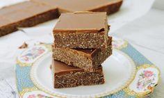 Easy chocolate rough slice - Kidspot