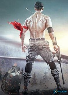 Listen to 2 music album Hindi Movie Song, Movie Songs, Hindi Movies, Handsome Celebrities, Free Songs, Fight Song, Get Reading, Tiger Shroff, Actor Picture
