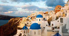 Restaurantes na ilha de Santorini | Grécia #Grécia #Santorini #europa #viagem