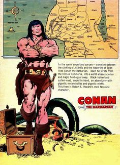 Conan by Neal Adams