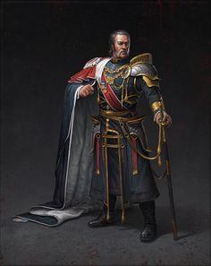 Majesty, Roman Tishenin on ArtStation at https://www.artstation.com/artwork/2QA8Y