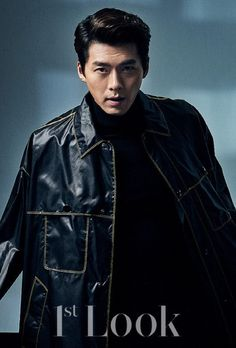 Binnie, where have you been? According to an interview and pictorial he did for the first issue of 2017 with 1st Look, Hyun Bin has been shooting movies with senior actors, learning a lot and getti…