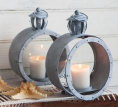 Zara home new collection 2015 candle light Tea Light Lanterns, Rustic Lanterns, Lantern Chandelier, Candle Lanterns, Candle Sconces, Nouvelle Collection Zara, Zara Home Collection, Ikea, Zara Home España