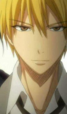 Kise Ryouta... He's the best of Kuroko No Basuke!!!! He always makes me laugh...and he's incredible...