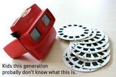 View Master!!  Pure Awesomeness!