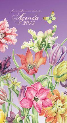 Al sinds 1993 is Janneke Brinkman-Salentijn columniste bij het weekblad Margriet. Haar hobby, het aquarelleren van bloemen, vlinders en vruchten, groeide uit tot een professionele loopbaan. Haar werk toont haar liefde voor de natuur en de complexe rijkdom aan planten en bloemen in Nederland. Deze lady agenda bevat veel afbeeldingen met recente werken van Janneke Brinkman. €8,99