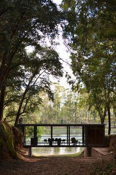 Gallery of Bridge Pavilion / alarciaferrer arquitectos - 12