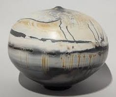 Image result for saggar fired stoneware