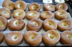 Bagel, Doughnut, Feta, Bread, Desserts, Recipes, Carnival, Tailgate Desserts, Deserts