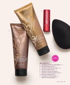 Hey y'all, i'm not suppose to spoil it yet but here is a sneak peak of our brand new products coming this MARCH! Body bronzer, LIQUID EYELINER OMG, lip bonbons! Come take a look and see if you can get them before they are sold out! https://www.youniqueproducts.com/MaryJoy/products/landing Younique Cosmetics & Skin Care Catalog English US/CAN March - August 2016 Source: youniqueproducts.com