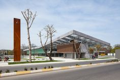 Lüleburgaz Bus Station / Collective Architects & Rasa Studio