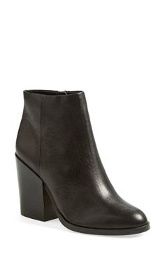 Free shipping and returns on DV by Dolce Vita 'Marlyn' Bootie (Women) at Nordstrom.com. A bold column heel grounds a downtown-chic ankle bootie that makes for a polished go-to style.