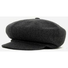 4a5c1f0df2267 Kangol Wool Spitfire Newsboy Cap - Black Chapeaux, Casquette Gavroche,  Béret, Mode De