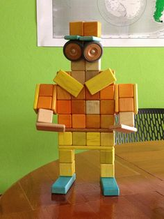 Awesome Tegu robot by TeguToys, via Flickr