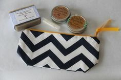 A personal favorite from my Etsy shop https://www.etsy.com/listing/224976888/travel-tote-bag-bath-and-beauty-gift