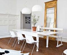Malmo – A Vintage Character Apartment