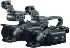 New Canon Camcorders: the XA25/XA20 and VIXIA HF G30 | BH inDepth