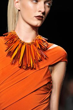 Donna Karan Spring 2012 RTW - Details - Fashion Week - Runway, Fashion Shows and Collections - Vogue