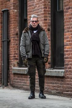 Street style, New York, Fall 2014