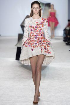 Giambattista Valli Spring 2014 Couture - Collection - Style.com