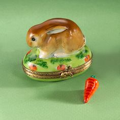 Limoges rabbit with carrot