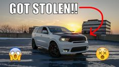 2018 Dodge Durango SRT STOLEN @ Car Show! 1000hp Hellcat Races Scat Pack! Oklahoma Oklahoma 2018  Dodge Durango So my Durango SRT was stolen at the car show! Scatpack vs 1000hp hellcat races! * Send Me Some Cool Shit! P.O. Box 484 Rahway, NJ 07065 -Support the Channel Purchase From Links- Tire... Grand Prairie Texas, 2018 Dodge, Dodge Durango, Car Show, Oklahoma, Channel, Racing, Box