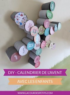 DIY in rolls of toilet paper # an advent calendar - Merry Christmas! Christmas Wreaths To Make, Merry Christmas, Christmas Diy, Pot Mason Diy, Mason Jar Crafts, How To Make Marshmallows, Diy And Crafts, Arts And Crafts, Toilet Paper Roll