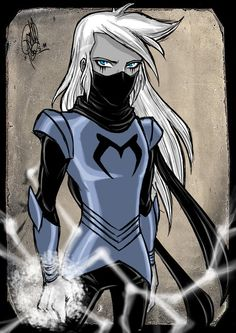 Malchior (really the wizard, Malchior was the dragon). That was one of my favorite episodes of Teen Titans. I related so much to Raven in that episode.