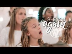 See You Again (Charlie Puth, Wiz Khalifa), Cover by One Voice Children's Choir When I See You, See You Again, Told You So, Wiz Khalifa, Charlie Puth, Music Lesson Plans, Music Lessons, Music Ed, Music Class