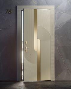 Modern Wooden Doors, Wooden Door Design, Main Door Design, Front Door Design, Modern Door, Gate Design, Door Design Interior, Home Room Design, Kitchen Cupboard Designs
