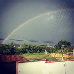 Rainbow....(Fortin, Mexico) By: Monica Sousa