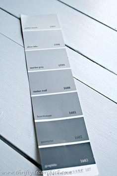 benjamin moore grays pebble beach silver lake marina gray. Black Bedroom Furniture Sets. Home Design Ideas