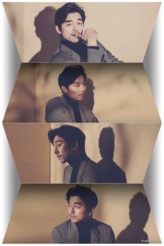 Gong Yoo , magazine M photoshooting Goong Yoo, Korean Military, Yoo Gong, Kyung Hee, Coffee Prince, Jang Hyuk, Love Me Forever, Man Crush, Goblin