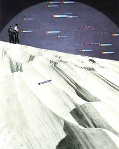 EXCCENTRIC Dada Collage, Collage Art, Surrealism