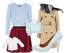 Casual-outfits Girls-Shoshanna Shapiro