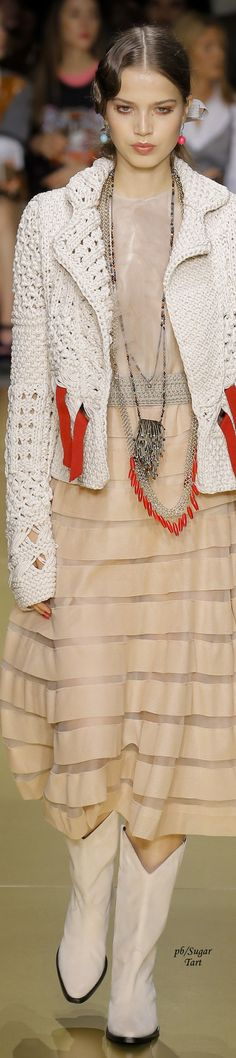 Crochet Patterns Jacket The Friends - Spring 2018 Crochet Jacket, Crochet Cardigan, Knit Crochet, Cardigan Pattern, Jacket Pattern, Knitwear Fashion, Crochet Fashion, Moda Crochet, Knitting Patterns