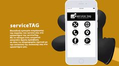 serviceTag - Service Tracker App